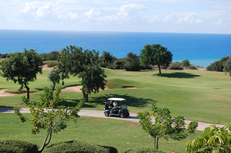 Aphrodite Hills Golf Club in Paphos Cyprus