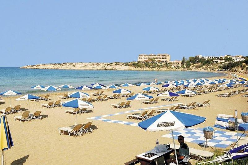 Hotel Sandy Beach Zypern