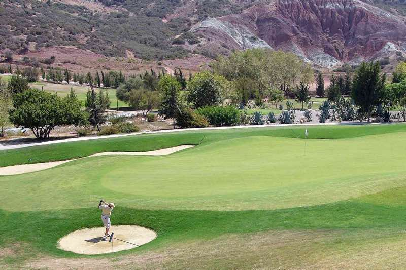 Elea Golf course in Paphos Cyprus