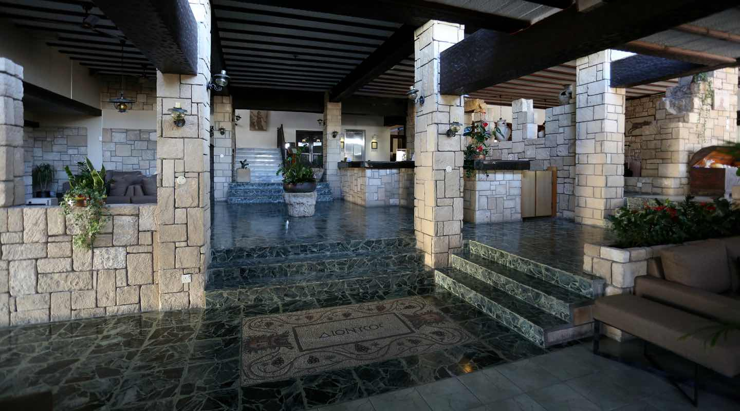 Hotel Dionysos Central 3 (Cyprus, Paphos): location and infrastructure of the hotel, room description, service, reviews 77