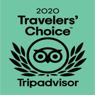 Dionysos Central Hotel TripAdvisor certificate of excellence award
